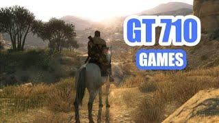 Top 10 INSANE games for NVIDIA Geforce GT 710 minimum / maximum  settings