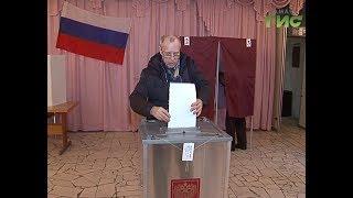 Голос за своего кандидата отдал и первый зам. главы Самары Владимир Василенко