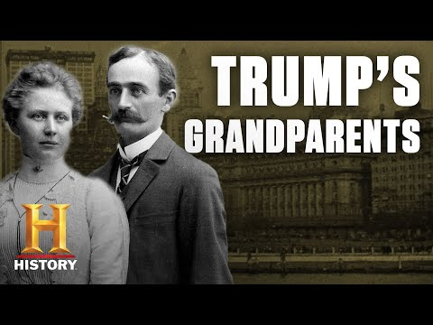 Who Were Donald Trump's Grandparents? | History
