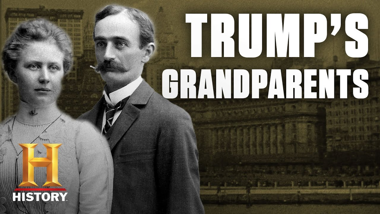 Who Were Donald Trump's Grandparents?  Patriots know all!