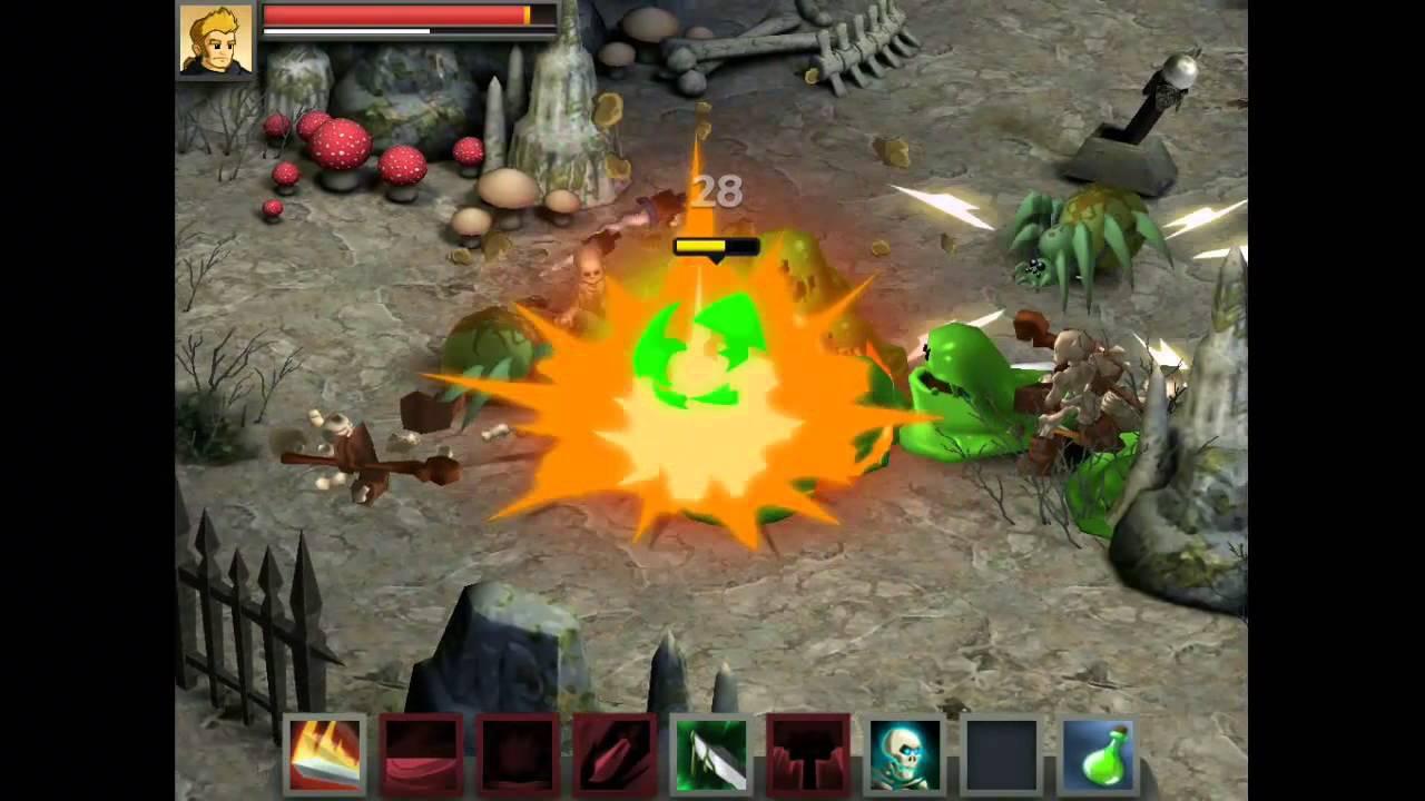 Battleheart Legacy For Ios Full Walkthrough Part 5 Youtube