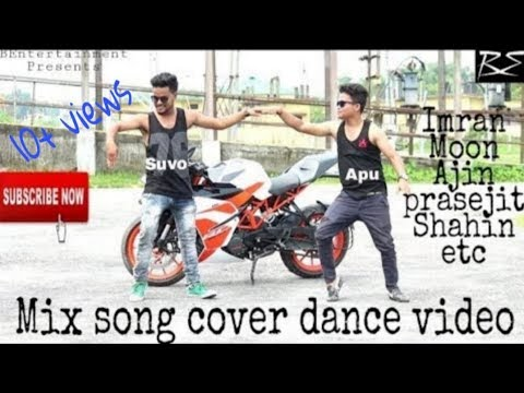 Mix song cover dance video