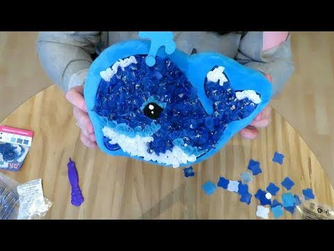 Making A Fabric By Numbers Whale Pillow | Paige Gagne