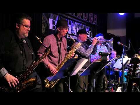 The Bluesland Horn Band - Live    Video Sampler