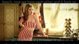 Alexandra Stan-lemonade (subtitulos español/ingles)