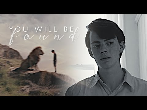 Edmund Pevensie || You Will Be Found