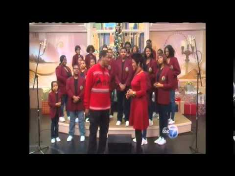 Soul Children of Chicago - WCL 2014 Joy to The World