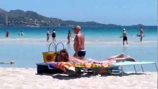 Alcudia beach, Majorca  Port d'Alcudia