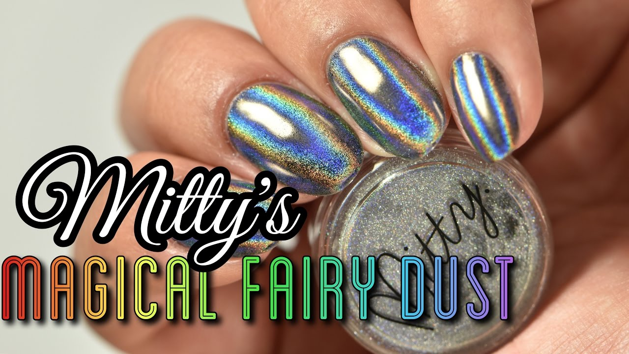 Mitty\'s Magical Fairy Dust | How To - YouTube