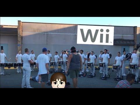 Cascades, But Wii Play Mii Music (DCI 2017)