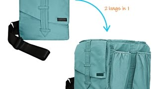 Mom Review: Baby Cargo Diaper Bag Thumbnail