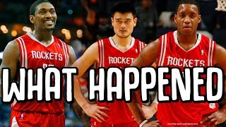 How Good Were The Tracy McGrady and Yao Ming Houston Rockets