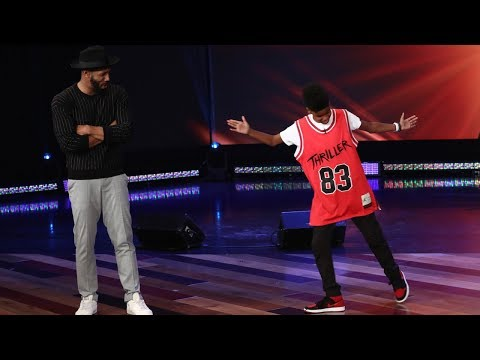 EXCLUSIVE! tWitch and JD McCrary Break It Down