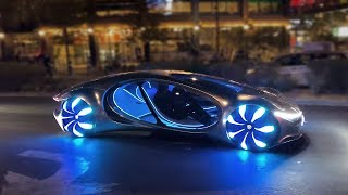 7 FUTURISTIC CARS THAT ACTUALLY EXIST