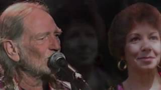 DID I EVER LOVE YOU ? - Timi Yuro and Willie Nelson [HD]