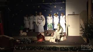 Детская рождественская постановка (Рождество 2014)