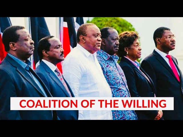 COALITION Deal? RUTO isolation SEALED