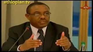 Ethiopian Delegation led by PM Hailemariam Desalegn Visits Europe