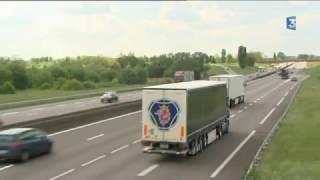 Autoroute A6 : la vitesse autorisée est réduite près de Chalon-sur-Saône