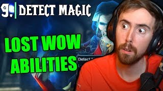 Asmongoldand39s Reaction To Top 10 Lost Abilities Coming Back In Wow Classic World Of Warcraft