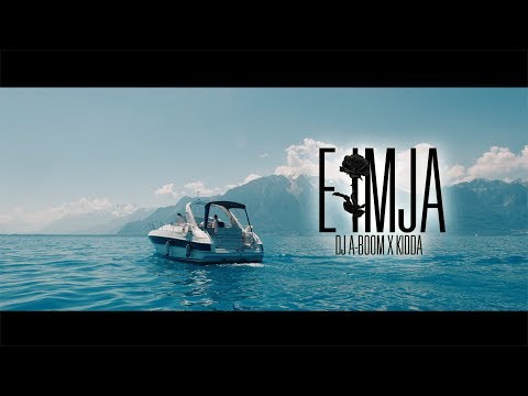 Dj A-Boom - E imja feat. Kidda (Official Video) [A-Boom Productions]