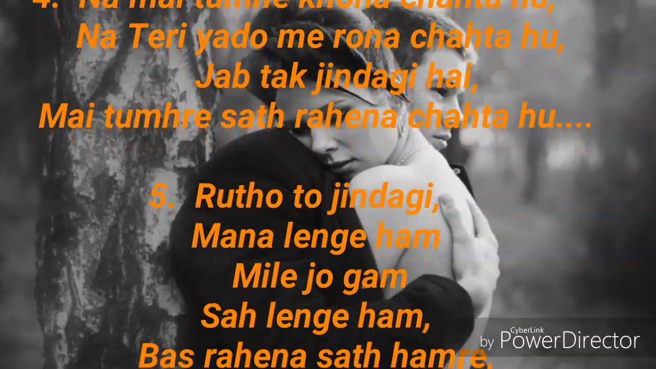 New WhatsApp status Best heart touching romantic sayari ...