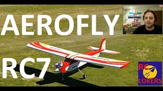 AEROFLY RC7 SIMULATOR ULTIMATE GAMEPLAY