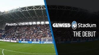 Gewiss Stadium: il muro nerazzurro