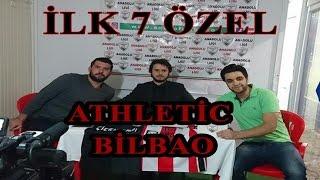 İlk 7 Özel Athletic Bilbao