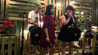 Đừng ngoảnh lại (Acoustic cover) - DIAMOND band