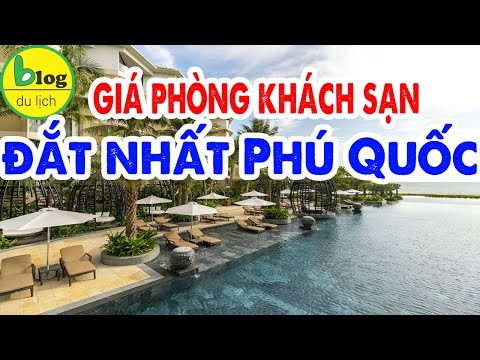 Đi du lịch Phú Quốc sanh chảnh tìm ngay 10 khách sạn 5 sao đắt nhất Phú Quốc