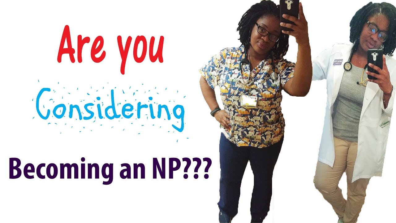 3 Reasons You Should Consider Graduate Np School Bsn To Msn Youtube