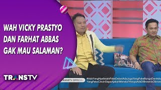BROWNIS - Wah Vicky Prasetyo Dan Farhat Abbas Gk Mau Salaman? (27/8/19) Part 2