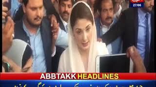 AbbTakk Headlines – 05 AM – 27 June 2019
