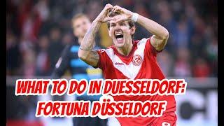Top sightseeing spots duesseldorf: fortuna düsseldorf (english)