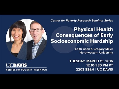 Physical Health Consequences of Early Socioeconomic Hardship