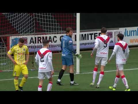SPFL League 1: Airdrieonians V Ayr United