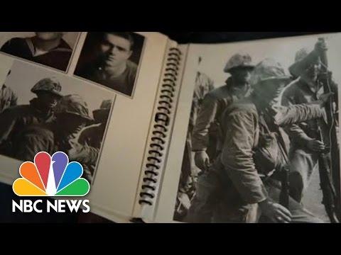 Inside The Mystery Of Iwo Jima's Forgotten Flag-Raising Photograph | NBC News