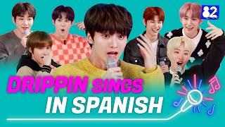K-pop Idols Sing a Disney Song & Their New Song in Spanish 🎵 | Try-lingual Live