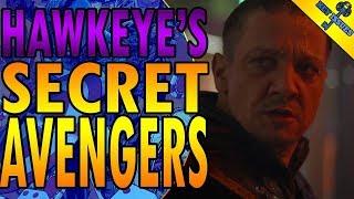 Avengers Endgame: The Secret Avengers (Theory)