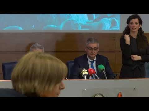 REPILICA - Coronavirus, la conferenza stampa della protezione civile
