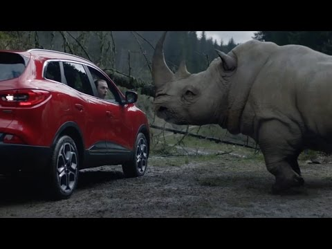 Renault Crossover - Drive To The Unexpected