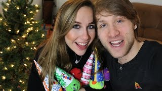 I BOUGHT HER A RING!? (Christmas Exchange 2017) thumbnail