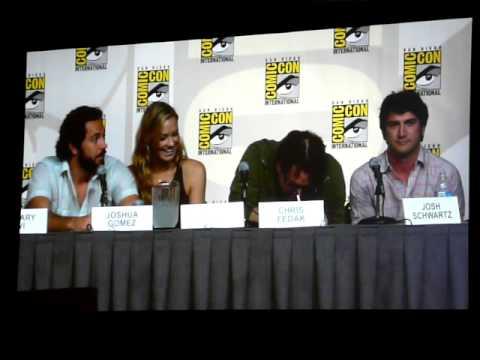 San Diego Comic Con 2009 (7/25): Chuck Panel - Orion asks a question