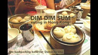 Eating in Hong Kong: Dim dim sum (FT. FELIZA ESTRADA)