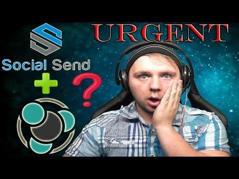 URGENT! - SOCIAL SEND + NEUTRON? This May be BIG!