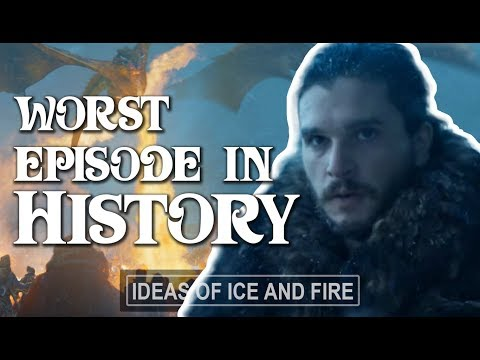 The Worst Episode in Game of Thrones History (A Retrospective) Mp3