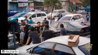 Honda Cielo Indonesia Chapter Purwokerto Berbagi 1001 Takjil (Part 2)