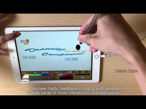 Glissade: Generating Balance Shifting Feedback To Facilitate Auxiliary Digital Pen Input