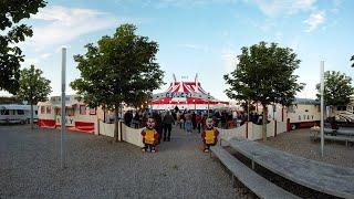 Saisonstart - Zirkus Stey (STEY BLEIBT STEY) - Volketswil ZH 2020 - 4K